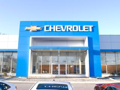 Gray Chevrolet Image 4