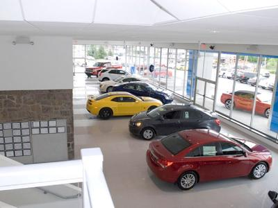 Gray Chevrolet Image 5