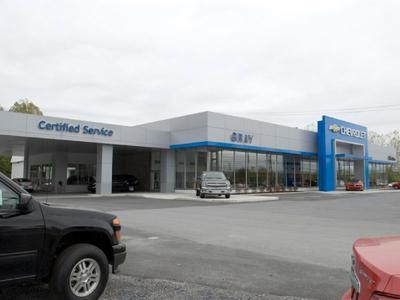 Gray Chevrolet Image 6