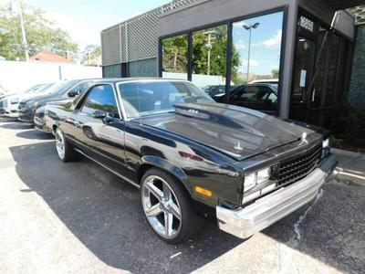 Chevrolet El Camino 1982 for Sale in Detroit, MI