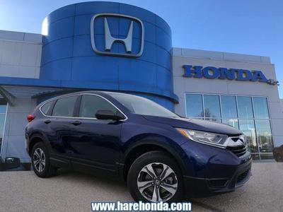 2018 Honda CR-V LX for sale VIN: 2HKRW6H31JH211770