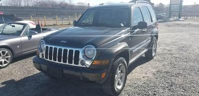 2006 Jeep Liberty Limited for sale VIN: 1J4GL58K66W241411