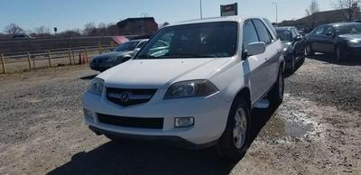 2006 Acura MDX  for sale VIN: 2HNYD18286H545462