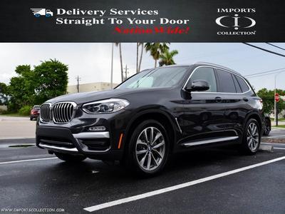 BMW X3 2019 for Sale in Miami, FL