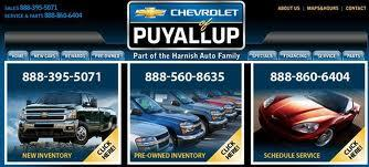 Chevrolet Buick GMC of Puyallup Image 1