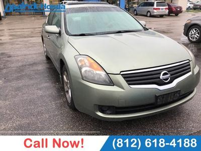 2008 Nissan Altima 2.5 S for sale VIN: 1N4AL21E78C142587