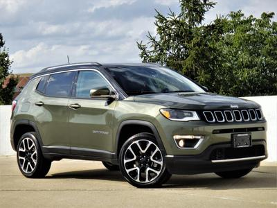 Jeep Compass 2017 for Sale in Kansas City, MO
