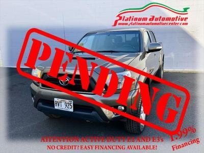 2012 Toyota Tacoma PreRunner for sale VIN: 3TMJU4GN0CM135238