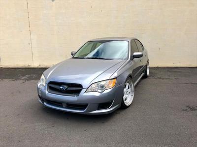 2008 Subaru Legacy 2.5 i for sale VIN: 4S3BL616587225989