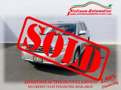 2008 Toyota Highlander Limited for sale VIN: JTEDS42A682027871