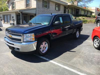 2012 Chevrolet Silverado 1500 LT for sale VIN: 1GCPKSE7XCF147843