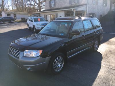 2006 Subaru Forester 2.5 X L.L. Bean Edition for sale VIN: JF1SG67616H715144