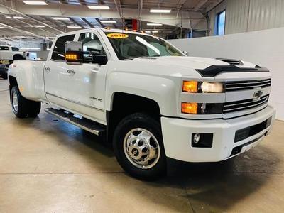Chevrolet Silverado 3500 2018 for Sale in Coopersville, MI
