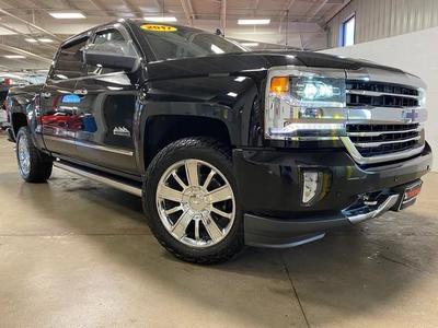 Chevrolet Silverado 1500 2017 for Sale in Coopersville, MI
