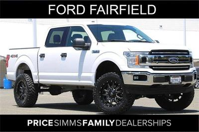 Ford F-150 2018 for Sale in Fairfield, CA