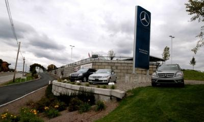 Mercedes-Benz of Shrewsbury Image 2