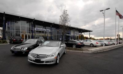 Mercedes-Benz of Shrewsbury Image 5