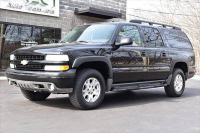 2004 Chevrolet Suburban 1500 Z71 for sale VIN: 3GNFK16Z44G100756