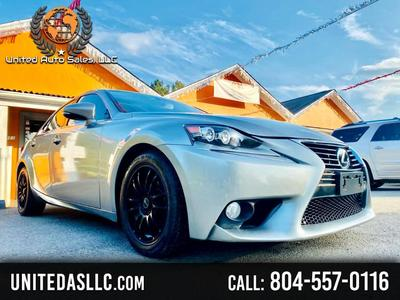 Lexus IS 250 2014 for Sale in Providence Forge, VA