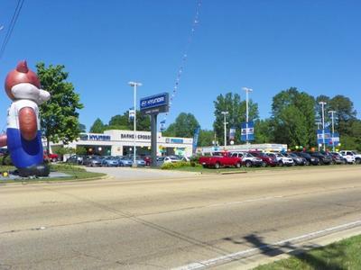 Barnes Crossing Hyundai Image 4
