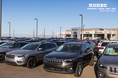 Rodeo Chrysler Dodge Jeep Ram Image 1