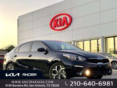 KIA Forte 2020 for Sale in San Antonio, TX