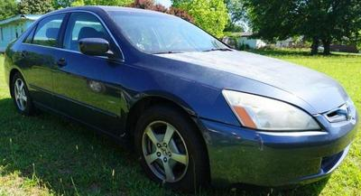 2005 Honda Accord Hybrid  for sale VIN: JHMCN364X5C002286