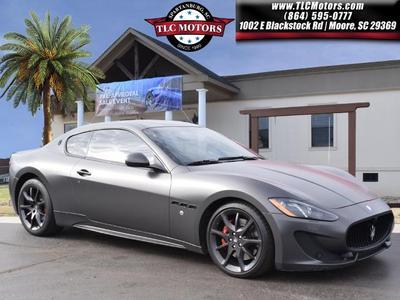 Maserati GranTurismo 2013 for Sale in Moore, SC