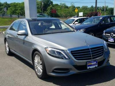 Mercedes-Benz S-Class 2015 for Sale in Manchester, NH