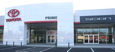Prime Toyota of Boston Image 1