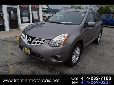 2012 Nissan Rogue SV for sale VIN: JN8AS5MV3CW706869