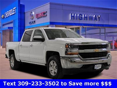 Chevrolet Silverado 1500 2018 for Sale in El Paso, IL
