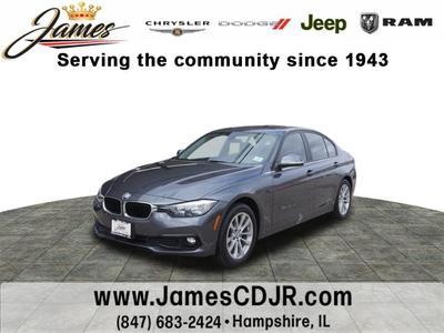 BMW 320 2017 a la venta en Hampshire, IL