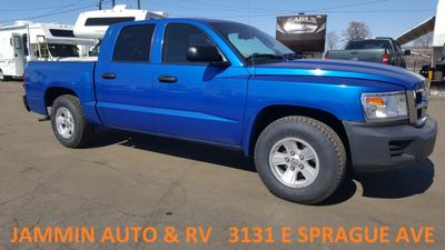 2008 Dodge Dakota SXT Quad Cab for sale VIN: 1D7HW38K58S559509