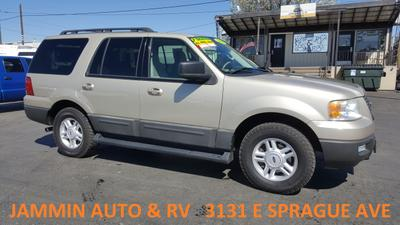 2005 Ford Expedition XLT Sport for sale VIN: 1FMFU16545LA61828