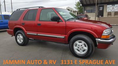 2001 Chevrolet Blazer LS for sale VIN: 1GNDT13W612131932