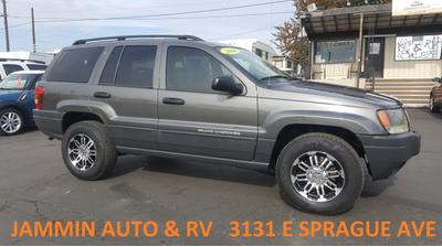 Jeep Grand Cherokee 2004 for Sale in Spokane, WA