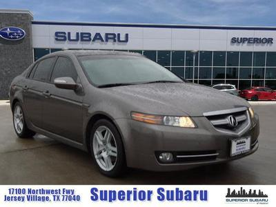 2007 Acura TL 3.2 for sale VIN: 19UUA66207A014321