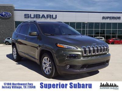 Jeep Cherokee 2018 for Sale in Houston, TX