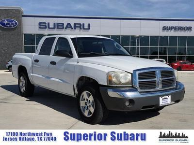 2005 Dodge Dakota SLT Quad Cab for sale VIN: 1D7HE48N65S304205
