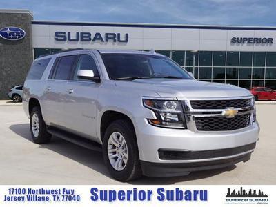 Chevrolet Suburban 2018 for Sale in Houston, TX