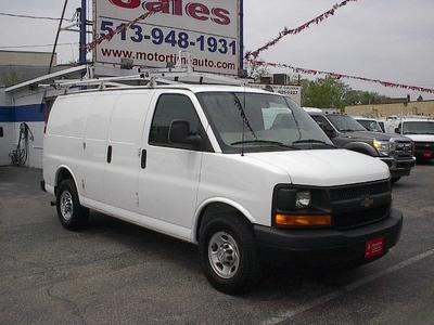 2016 Chevrolet Express 3500 Work Van for sale VIN: 1GCZGGFG3G1141990
