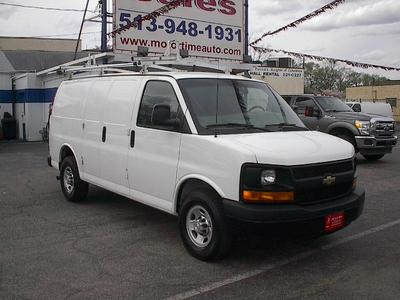 2016 Chevrolet Express 3500 Work Van for sale VIN: 1GCZGGFG8G1182020