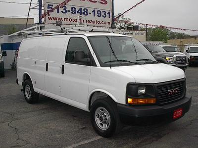 2015 GMC Savana 3500 Work Van for sale VIN: 1GTZ7TCG9F1252250