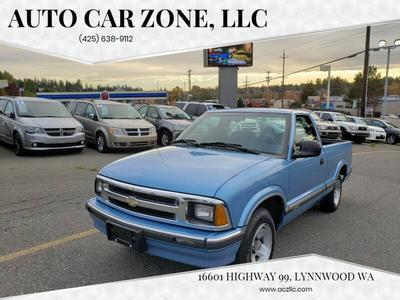 Chevrolet S-10 1996 for Sale in Lynnwood, WA