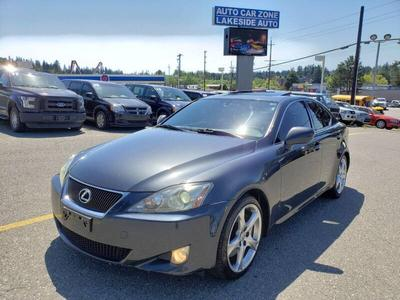 2007 Lexus IS Reliability - Consumer Reports