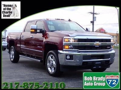 Chevrolet Silverado 2500 2016 for Sale in Forsyth, IL
