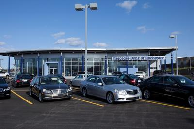 Mercedes-Benz of Rochester in Rochester including address ...
