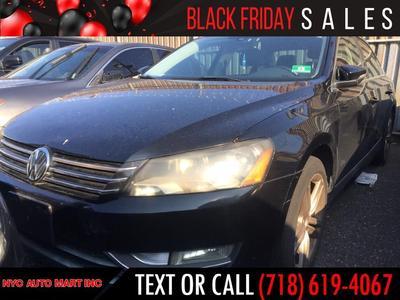 Volkswagen Passat 2012 for Sale in Brooklyn, NY