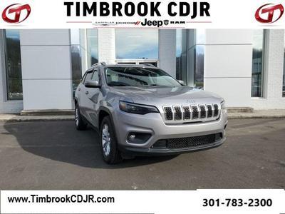 Jeep Cherokee 2019 a la venta en Cumberland, MD